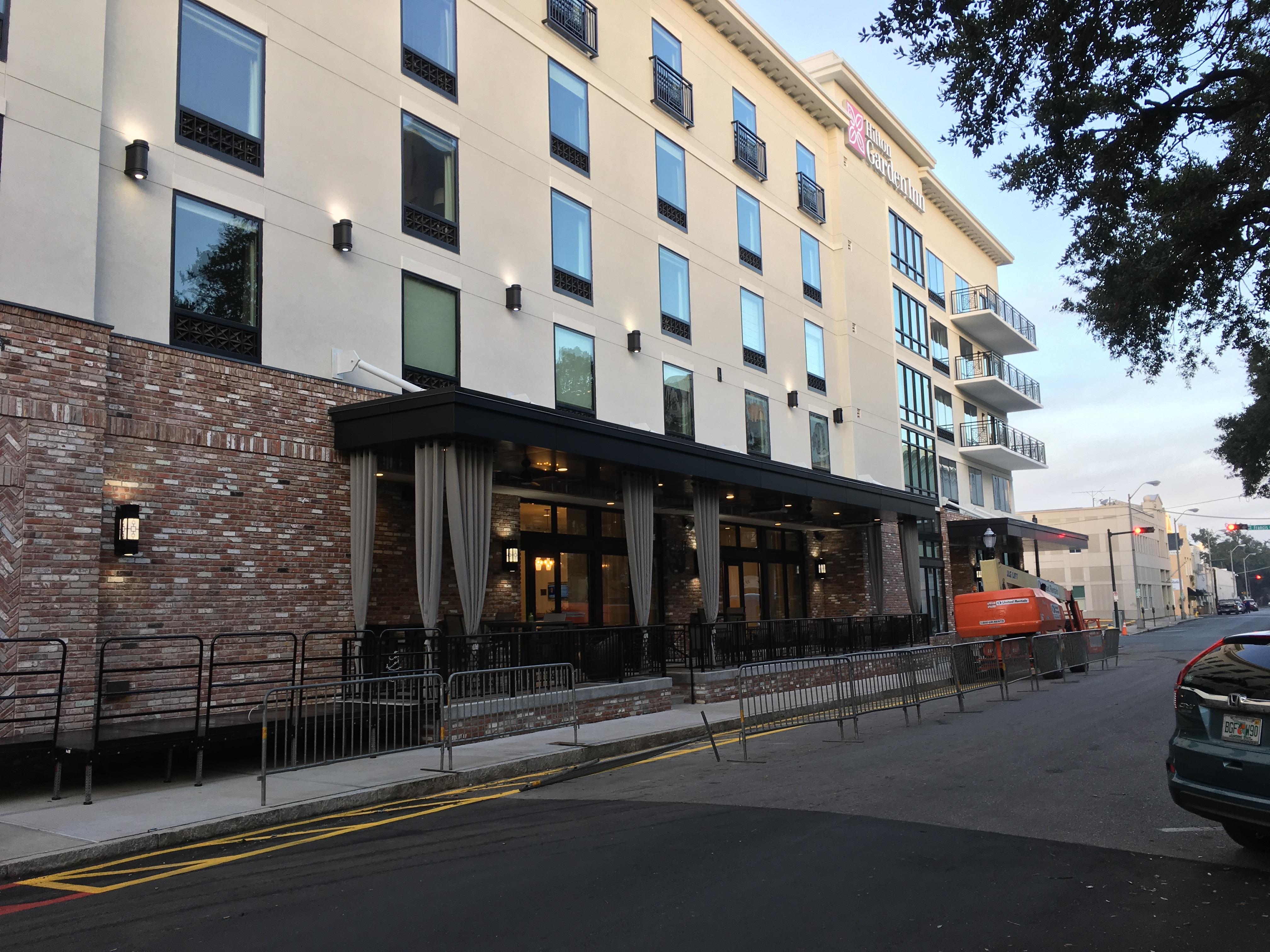 Hilton Garden Inn Mobile Al March 2017 Mcmurry Construction Company Inc